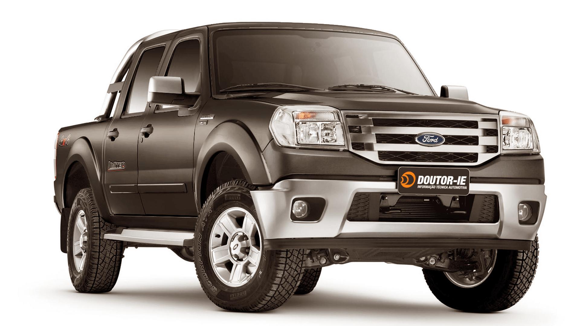 Ford Ranger 3.0 NGD (imagem ilustrativa).