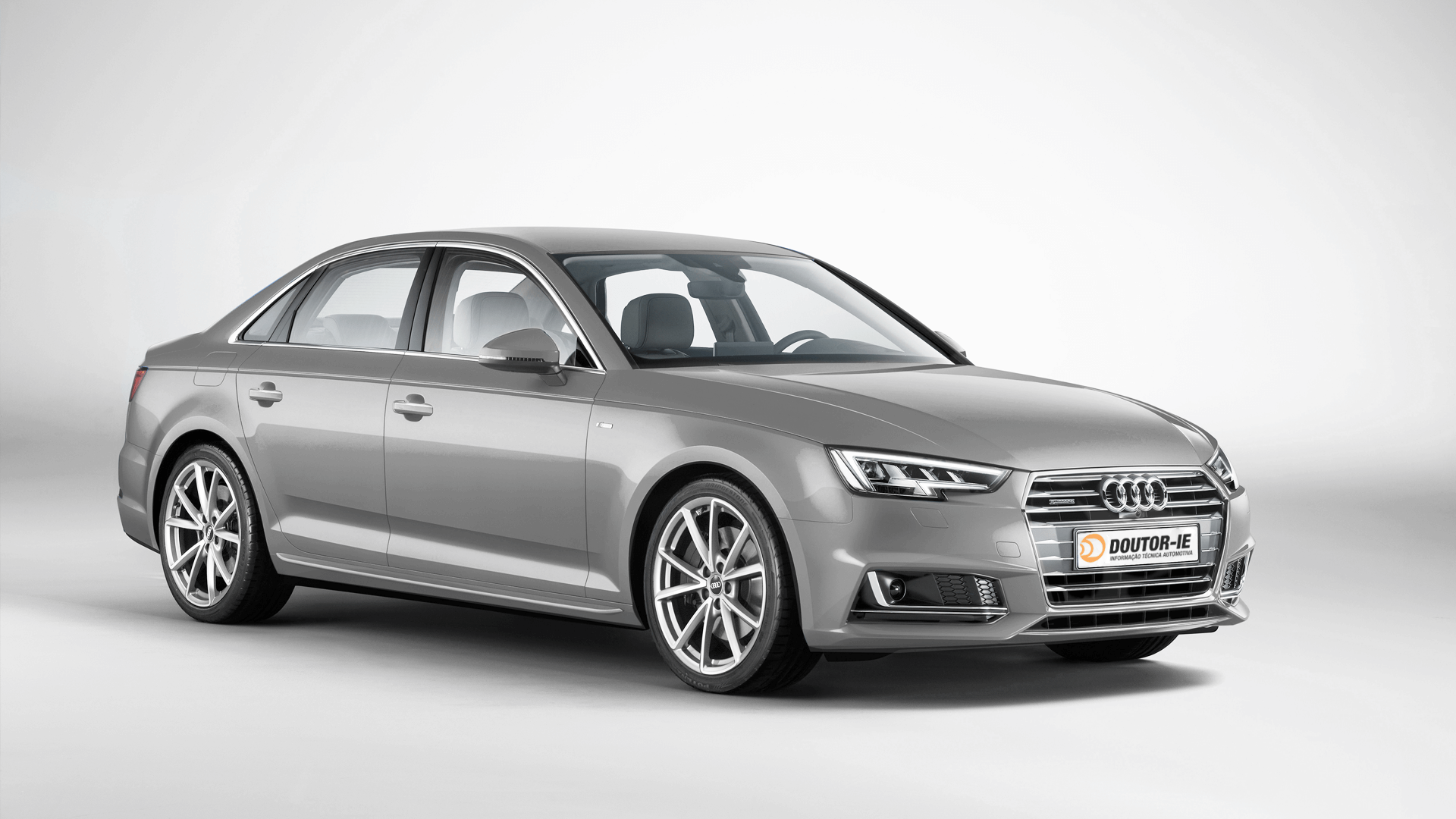 Audi A4 2.0 16V Turbo FSI 180cv (imagem ilustrativa).