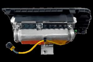 Bolsa de ar - componente do airbag