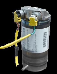 Gerador de gás / dispositivo pirotécnico - componente do airbag
