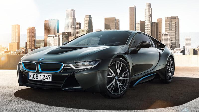 BMW i8 híbrido