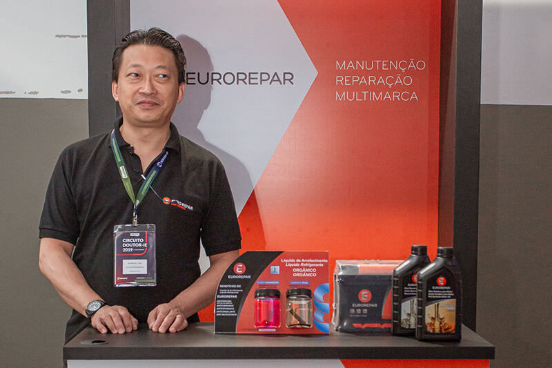 Eurorepar - patrocinador do Circuito Doutor-IE 2019.