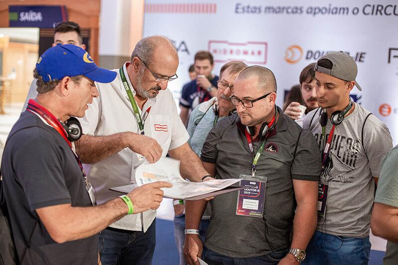Hidromar - patrocinador do Circuito Doutor-IE 2019 - apresentando produtos.