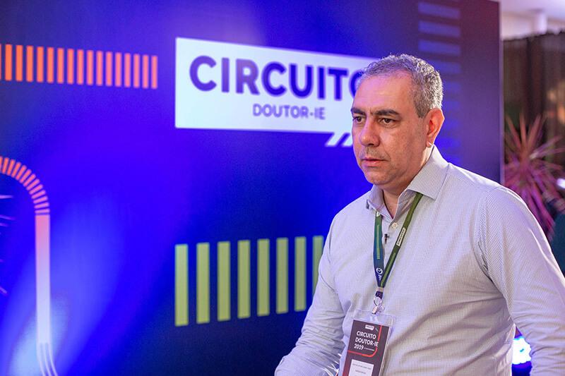 PSA - patrocinador do Circuito Doutor-IE 2019 - Dercyde Gomes, diretor de pós-venda da Peugeot e Citroën no Brasil.