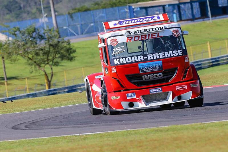 Robiel - patrocinador do Circuito Doutor-IE 2019 - imagem da Copa Truck.
