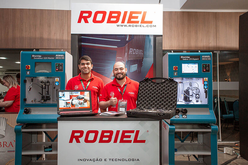 Robiel - patrocinador do Circuito Doutor-IE 2019 - equipe.