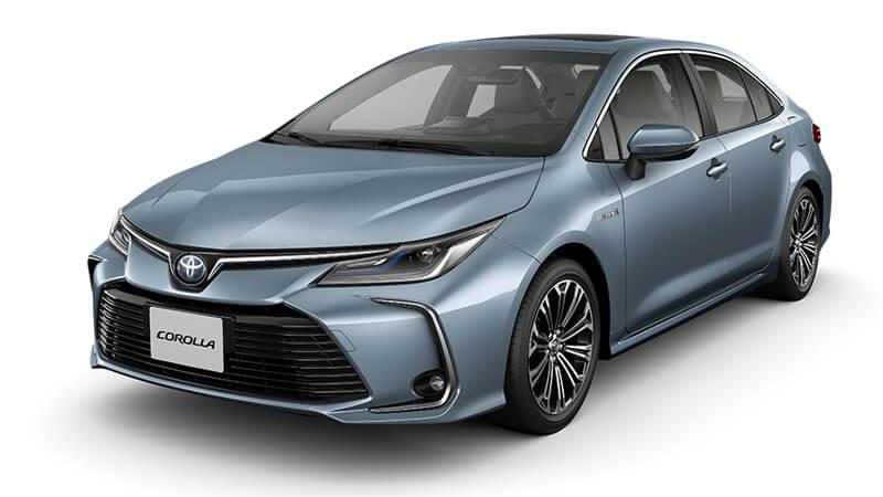 Toyota Corolla flex híbrido