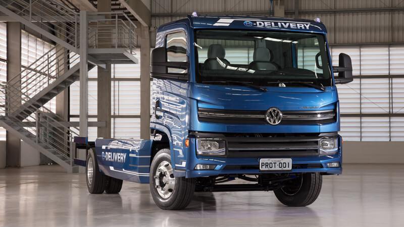 Volkswagen Delivery elétrico