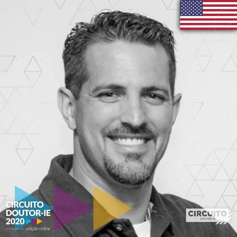 Brandon Steckler - palestrante do Circuito Doutor-IE 2020 edição online