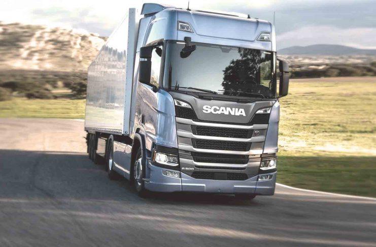 Scania Euro 5 - palestra do Circuito Doutor-IE 2020 edição online