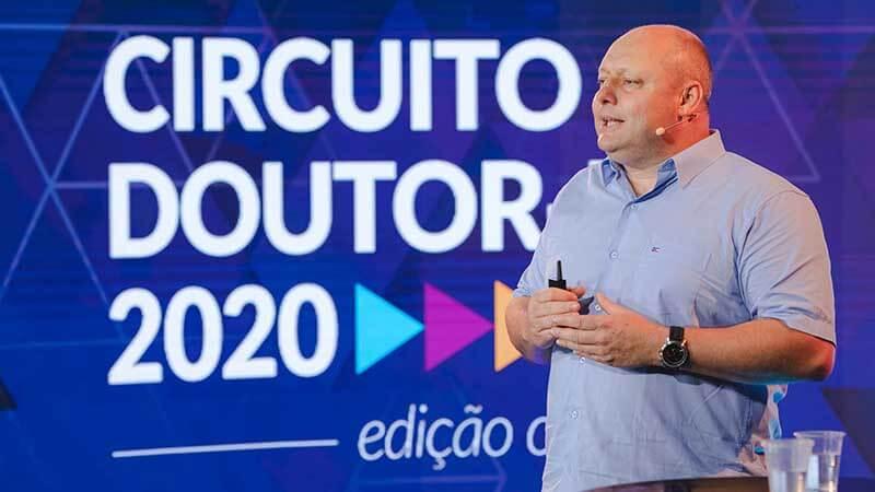 Circuito Doutor-IE 2020 edição online - palestrante Anderson Marchi