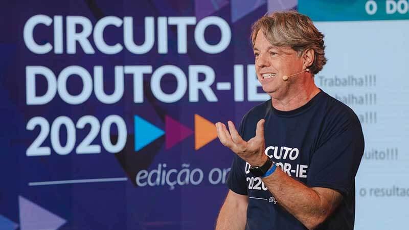 Circuito Doutor-IE 2020 edição online - palestrante Fábio Moraes