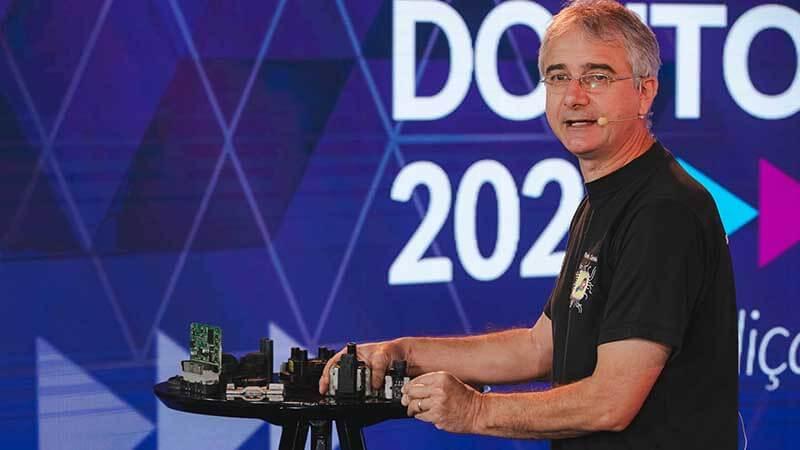Circuito Doutor-IE 2020 edição online - palestrante Flávio Xavier