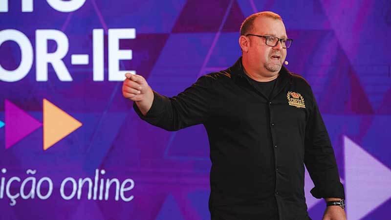 Circuito Doutor-IE 2020 edição online - palestrante Marcos Chess