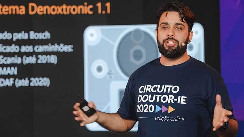 Circuito Doutor-IE 2020 edição online - palestrante Roberto Felício