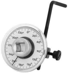 Medidor de torque angular
