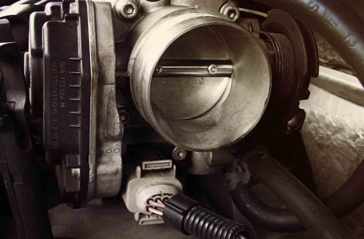 Sensor de Posição da Borboleta - TPS