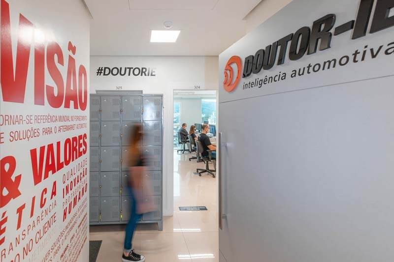 Doutor-IE - Ambiente interno