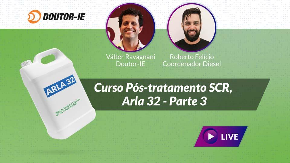 Curso Pós-tratamento SCR Arla 32 - Parte 3